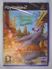 Walt Disney's The Jungle Book Groove Party - New & Sealed - PS2 Game