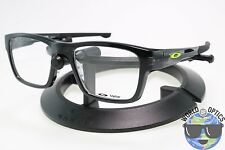 Oakley RX Eyeglasses OX8077-0452 SPLINTER Black Ink Retina Burn [52-18-137]