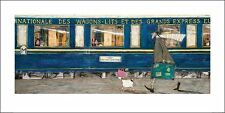Sam Toft (ORIENT EXPRESS ooh la la) Cat No: ppr41085 ART PRINT 100 cm x 50 cm