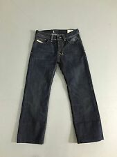 Mens Diesel 'LARKEE' Jeans - W26 L26 - Dark Navy Wash - Great Condition