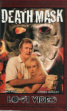 Death Mask VHS Lo-Fi Video Steve Latshaw Linnea Quigley Horror LTD 50 copies