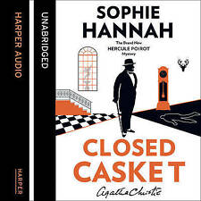Closed Casket: The New Hercule Poirot Mystery by Sophie Hannah (CD-Audio, 2016)