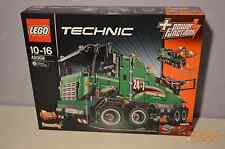 LEGO® Technic 42008 Abschlepptruck grün inkl Power Functions NEU & OVP