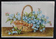 Antique 1800's Ad Alexandre Kid Gloves, John G. Myers, Albany, NY - Worlds Fairs