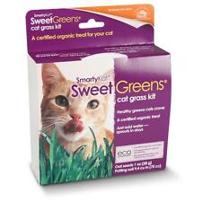 SmartyKat SweetGreens Cat Grass Kit ~ NIB