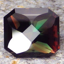 "CHROME GREEN-TEAL-RED-ORANGE ""MYSTIQUE"" OREGON SUNSTONE 6.15Ct FLAWLESS-INVESTM."