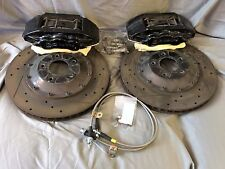 AP Racing Nissan 350Z/G35 Front and Rear Big Brake Kit BBK
