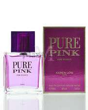 Pure Pink  By Karen Low  Eau De Parfum Spray 3.4 oz For Women