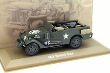 M3 Scout Car  1:43 Scale Military Vehicle Atlas Editions