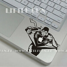 "Macbook Aufkleber Innen Sticker Skin Macbook Air 13 "" Pro 13 "" 15 ""Superhero S01"