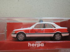 Herpa Mercedes C-Klasse BRK Würzburg in OVP aus Sammlung (3)
