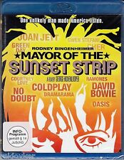 Mayor Of The Sunset Strip - Joan Jett, David Bowie, Coldplay u.a. (Blu-ray, NEU)