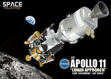 "Dragon Model 50375 1/72 NASA Series Apollo 11 ""Lunar Approach"" CSM + LM Eagle"