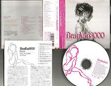 BRAN VAN 3000 Discosis PROMO PRESSING 2 BONUS RARE MIXS JAPAN CD USA Seller 2001
