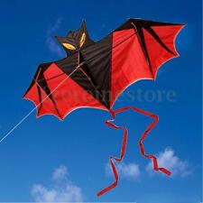 1.8m New Vampire Bat Windsock Kite Easy To Fly Outdoor fun Sports Children's toy