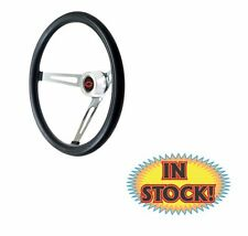 """GT Performance 15"""" GT Classic Foam Steering Wheel with 4-1/4"""" Dish 36-5431"""