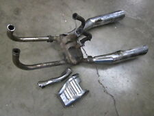 Honda 1984 - 1986 VF1100C V65 Magna Exhaust System Headers Pipes Mufflers OEM