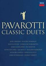 Luciano Pavarotti: Classic Duets (DVD, 2014, Hong Kong)