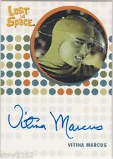 THE COMPLETE LOST IN SPACE VITINA MARCUS ATHENA AUTOGRAPH