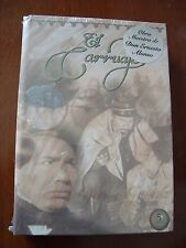 El carruaje Ernesto Alonso Lopez Tarso new sealed 5 DVDs REG1&4 TV Benito Juarez
