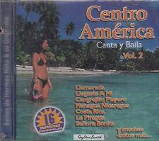Hermes Nino Y Su Orquesta Centro America CantaY Baila Vol 2 CD Nuevo Sealed