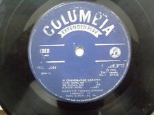 CALCUTTA YOUTH CHOIR FOLK SONGS INDIA MIZO ASSAM  rare EP RECORD INDIA 1972 VG-