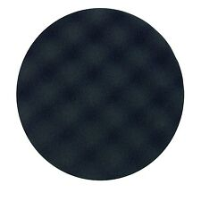 "3M 5738 8"" Perfect It Foam Polishing Pad Inset Back - Car Detail 05738 Black"