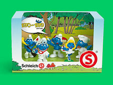 41256 - Schlumpf-Set 1970-1979  limited edition - mint in box !