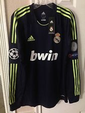 Spain Real Madrid Formotion MD Ronaldo Shirt Player Issue Uefa Champions Jersey