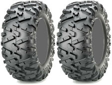 Pair 2 Maxxis Bighorn 2.0 28x10-12 ATV Tire Set 28x10x12 28-10-12