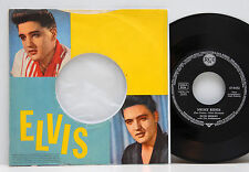 "Elvis Presley        Kiss my quick   /  night rider        7""     VG+ # D"