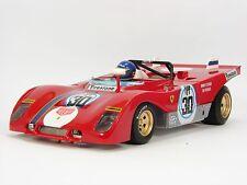 SLOT SRC OSC REF. 03101 Ferrari 312PB Buenos Aires 1000 km. 1/32 NEW
