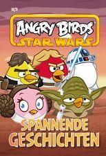 Fachbuch Angry Birds™ Star Wars™, Spannende Geschichten, tolles Buch, ab 6 Jahre