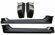 94 04 Chevy GMC Extended Rockers & Regular Cab Corners 4 Piece Kit S10 Sonoma