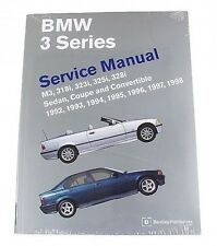BMW E36 3 Series 92-98 Bentley Service Repair Manual