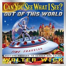 Walter Wick - Can You See What I See Out Of (2013) - New -  (Hard Cover)