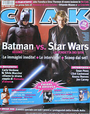 CIAK 3 2005 Christian Bale Clint Eastwood Sean Penn Orlando Bloom Star Wars Sith