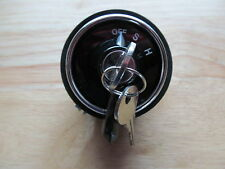 34057 LUCAS TYPE PLC5 LIGHT IGNITION SWITCH BSA VILLIERS VELOCETTE TRIUMPH