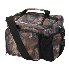 REALTREE AP CAMOUFLAGE INSULATED COOLER BAG LUNCH BOX - CAMO