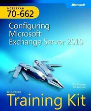 MCTS Self-Paced Training Kit (Exam 70-662): Configuring Microsoft Exchange Serve