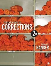 Introduction to Corrections by Robert D. Hanser (2016, Paperback)