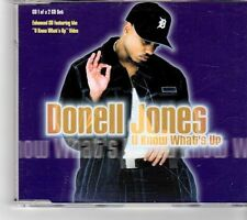 (FM286) Donell Jones, U Know What's Up - 1999 CD