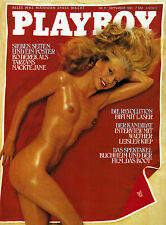 Playboy 09/1981   BO DEREK + POSTER!    September/1981