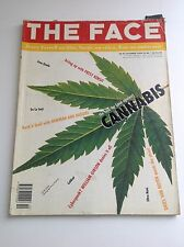 The Face Magazine - October 1993 - Cannabis, Newman & Baddiel, Patsy Kensit