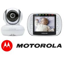 NEW 2014 Motorola MBP36S Digital Camera Video Baby Monitor Night VIsion, LCD HD