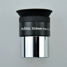 12.5mm 1.25inch Plossl Telescope Eyepiece - 4-element Plossl Design
