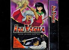 InuYasha - Complete Season 5 - Brand New 5-Disc Anime Box Set