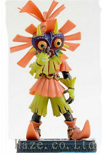 The Legend of Zelda Majora's Mask 3D Nintendo 3DS Skull Kids Toy Figure new