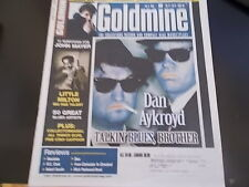 Little Milton, The Blues Brothers, John Mayer - Goldmine Magazine 2005