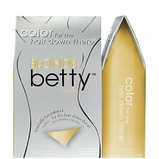 Betty Colour Ladies Mens Permanent Pubic Bikini Hair Dye Dyeing Colouring BLONDE